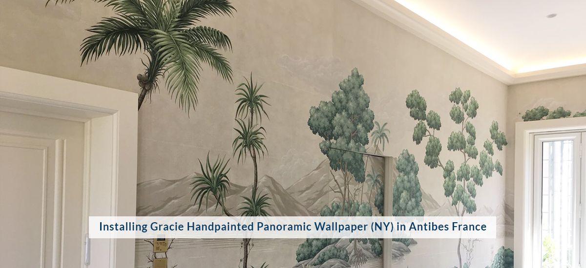 Wallpaper Hanger Luxury wallpaper specialists