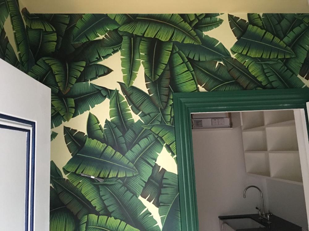Wallpaper Hanger Services Highend Wallcoverings In London
